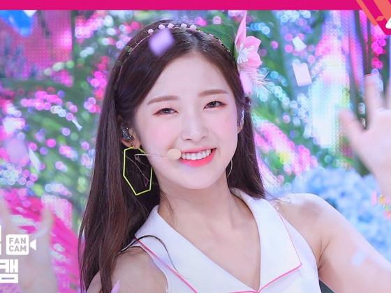 [입덕직캠] 오마이걸 아린 직캠 4K 'BUNGEE(Fall in Love)' (OH MY GIRL ARIN FanCam) | @MCOUNTDOWN_2019.8.8