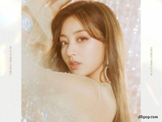Twice Jihyo Feel Special Teaser Image