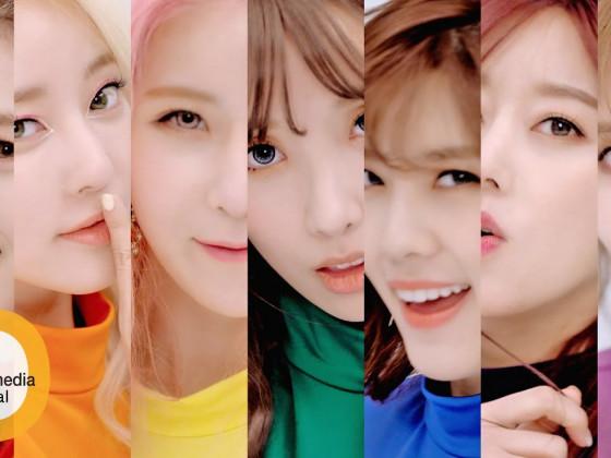 [MV] Rainbow(레인보우) - Whoo Music Video