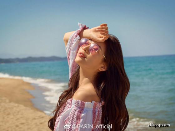 Suzy, Carin sunglasses Summer 2018 3