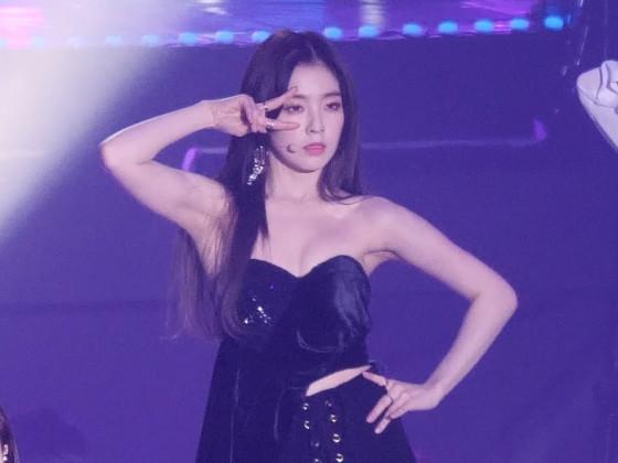 181225 아이린 IRENE 레드벨벳 Red Velvet 'RBB (Really Bad Boy)' 직캠 @ 가요대전 by Spinel