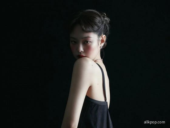 Jennie, Vogue Korea, (March 2021 Issue) 4