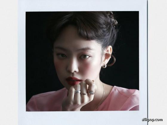 Jennie, Vogue Korea, (March 2021 Issue) 10