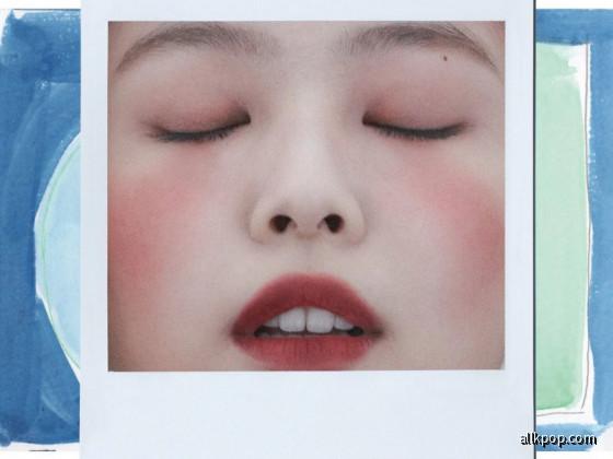 Jennie, Vogue Korea, (March 2021 Issue) 8