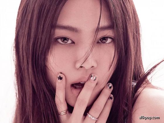 Jennie, Vogue Korea, (March 2021 Issue) 3