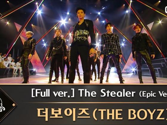 [풀버전] ♬ The Stealer (Epic ver.) - 더보이즈(THE BOYZ)