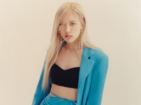 Rosé, Vogue Australia, April 2021 5