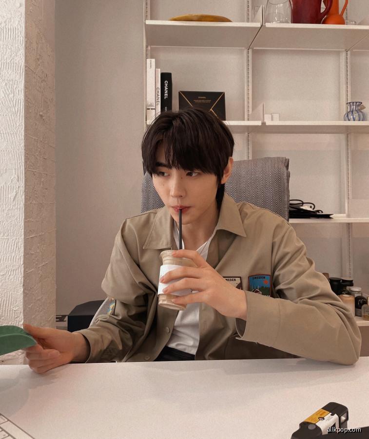 milk tea~
