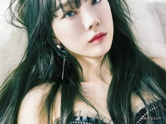 Taeyeon- I GOT LOVE Look