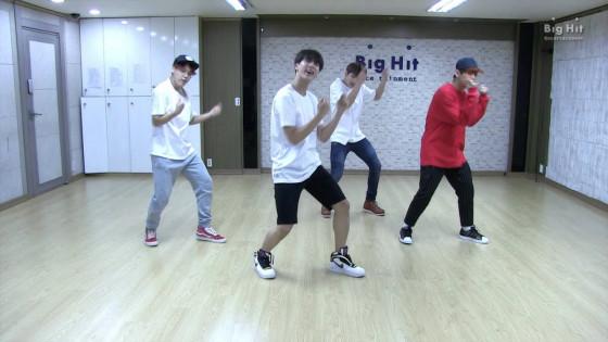 BTS (방탄소년단) '쩔어' Dance Practice