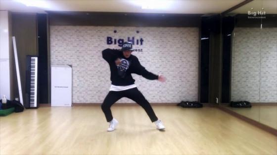 BTS (방탄소년단) j-hope Dance Practice for 2015 Begins Concert