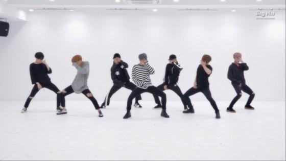BTS (방탄소년단) '피 땀 눈물 (Blood Sweat & Tears)' Dance Practice