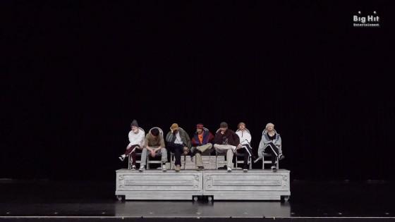 BTS (방탄소년단) 'Dionysus' Dance Practice