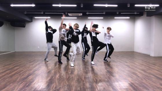 BTS (방탄소년단) 'MIC Drop' Dance Practice (MAMA dance break ver.) #2019BTSFESTA