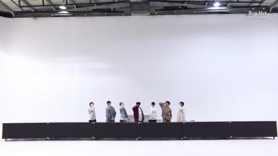 BTS (방탄소년단) 2019 MMA 'Dionysus' Dance Practice
