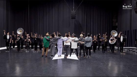 BTS (방탄소년단) 'ON' Dance Practice