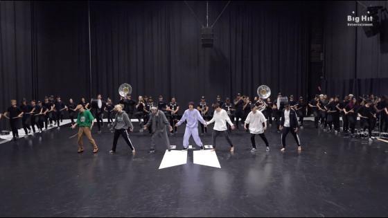 BTS (방탄소년단) 'ON' Dance Practice (Fix ver.)