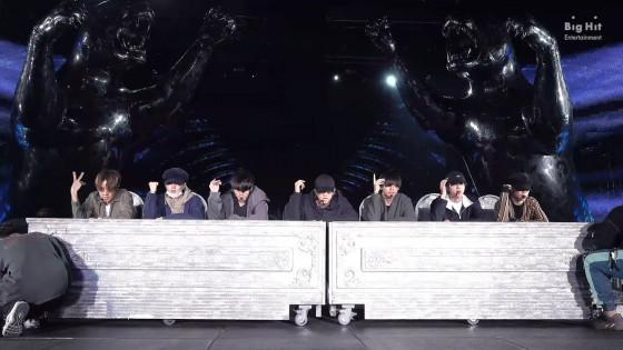 BTS (방탄소년단) Rehearsal Stage CAM 'Dionysus' @ SY IN SEOUL #2020BTSFESTA