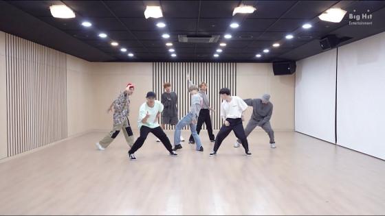 BTS (방탄소년단) 'Dynamite' Dance Practice