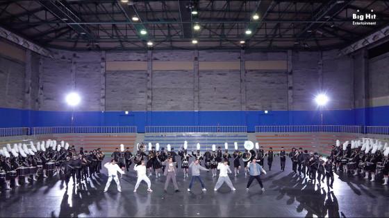 BTS (방탄소년단) 2020 MAMA 'ON' Dance Practice