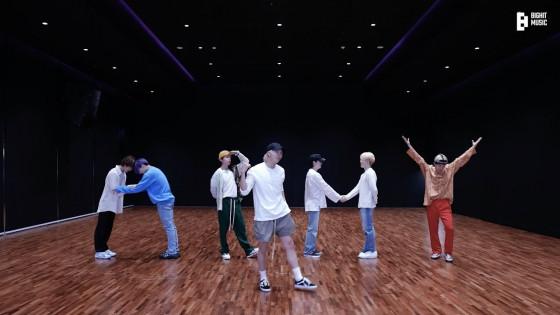 BTS (방탄소년단) 'Butter' Dance Practice
