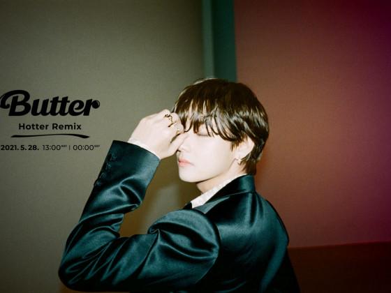BTS Butter Remix (Hotter Ver.) - V