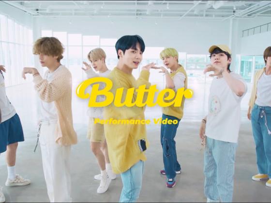 BTS (방탄소년단) 'Butter' Special Performance Video