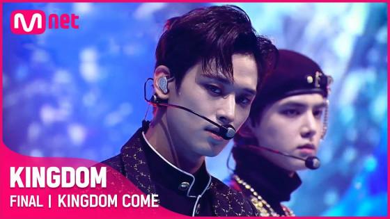 [최초공개] ♬ KINGDOM COME - 더보이즈(THE BOYZ)ㅣ파이널 경연#KINGDOM EP.10 | Mnet 210603 방송