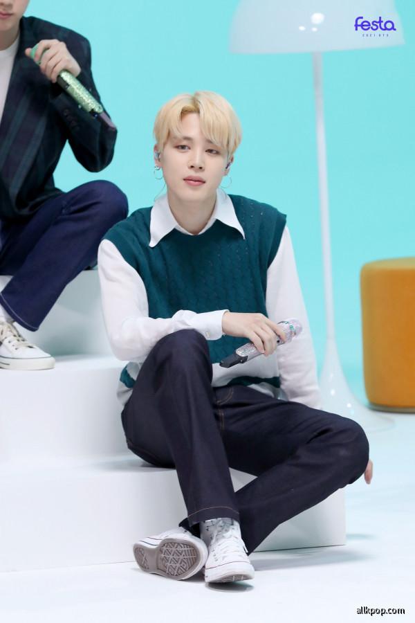 BTS ROOM LIVE Preview Cut - Jimin