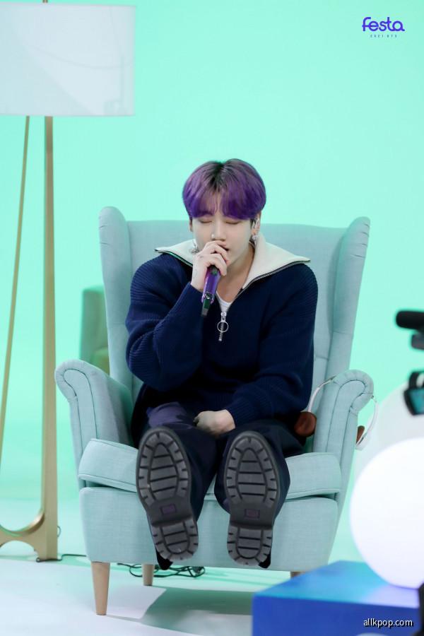 BTS ROOM LIVE Preview Cut - Jungkook