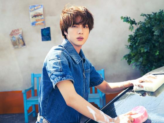 BTS Butter Concept Photos Version 3 - Jin