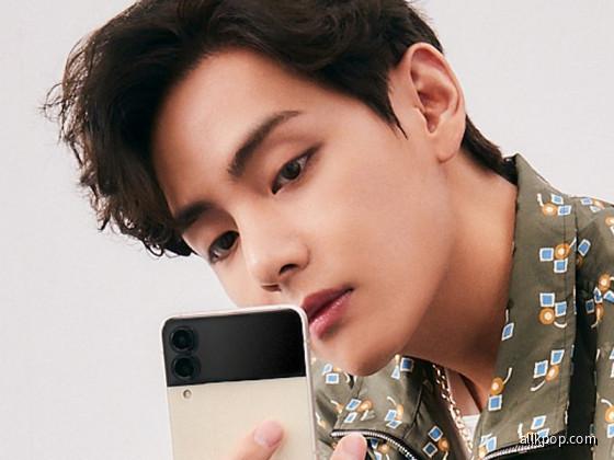 BTS x Samsung Galaxy Photozone in Zepeto