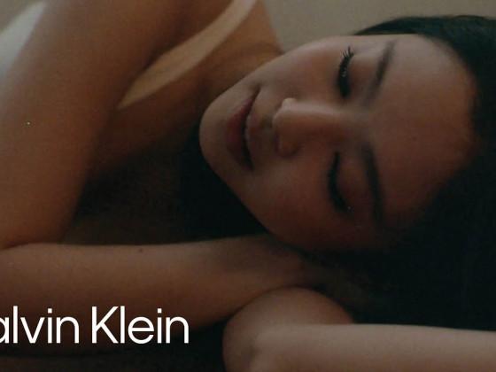 BLACKPINK's Jennie in 'Calvin Klein' underwear ad