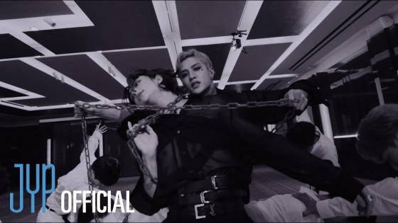 Stray Kids' Hyunjin and Bang Chan - 'Red Lights' MV