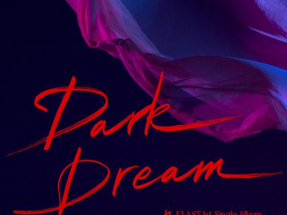 E'LAST - teaser image for 'Dark Dream' comeback