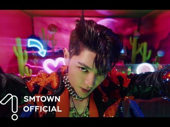 NCT 127 - Sticker' MV