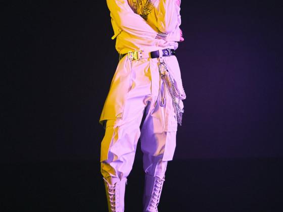VICTON's Hanse - concept photos for 'BLAZE' digital album