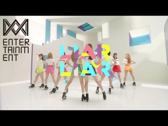 (MV/Ver2)오마이걸(OH MY GIRL)_LIAR LIAR