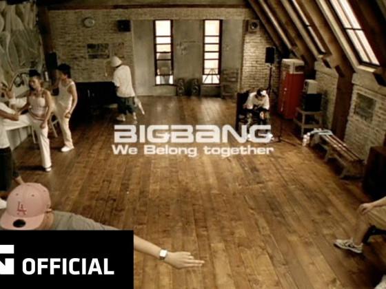 BIGBANG - WE BELONG TOGETHER M/V