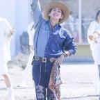 BTS Permission to Dance Photo Sketch - V