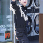 BTS Permission to Dance Photo Sketch - Jimin