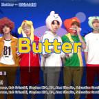 BTS (방탄소년단) 'Butter' in 노래방 (Karaoke Version)