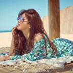 Suzy, Carin sunglasses Summer 2018 4