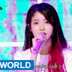 IU - Palette | 아이유 - 팔레트 [Music Bank HOT Stage / 2017.04.28]