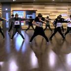 BTS 방탄소년단 MBC 가요대제전 performance practice