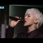 [지드래곤 G-DRAGON] - 블랙 BLACK(Feat.Jennie Kim) @인기가요 inkigayo 130908