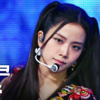 [페이스캠4K] 블랙핑크 지수 'How You Like That' (BLACKPINK JISOO FaceCam)│@SBS Inkigayo_2020.7.5