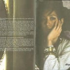 BoA - Girls on Top Scans