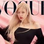 Rosé, Vogue Australia, April 2021 1