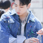 BTS Permission to Dance Photo Sketch - Jungkook